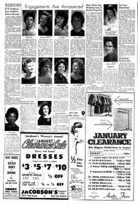 The Racine Journal-Times Sunday Bulletin from Racine, Wisconsin on January 14, 1962 · Page 20