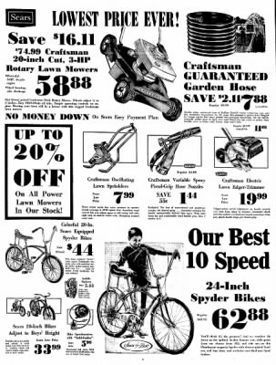 Freeport Journal-Standard from Freeport, Illinois on July 3, 1968 · Page 23
