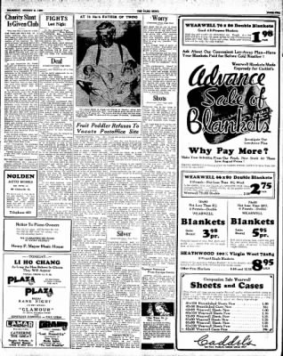 The Paris News from Paris, Texas on August 9, 1934 · Page 5