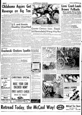 The Courier News from Blytheville, Arkansas on December 22, 1953 · Page 6
