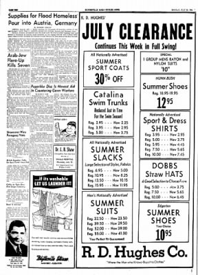 The Courier News from Blytheville, Arkansas on July 12, 1954 · Page 5