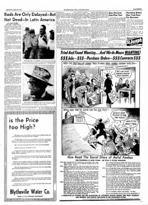 The Courier News from Blytheville, Arkansas on July 26, 1954 · Page 7