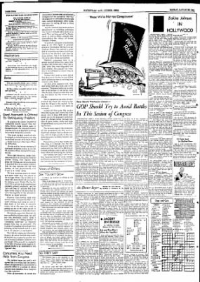 The Courier News from Blytheville, Arkansas on January 25, 1954 · Page 4