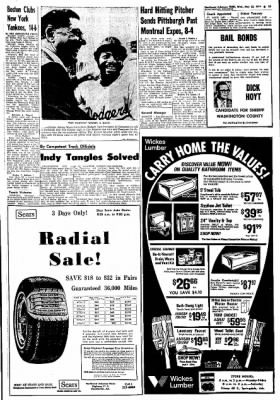 Northwest Arkansas Times from Fayetteville, Arkansas on May 22, 1974 · Page 20
