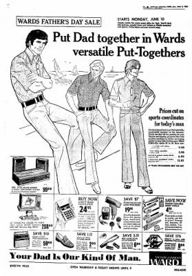 Northwest Arkansas Times from Fayetteville, Arkansas on June 9, 1974 · Page 12