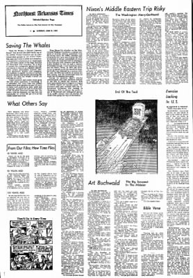 Northwest Arkansas Times from Fayetteville, Arkansas on June 15, 1974 · Page 4