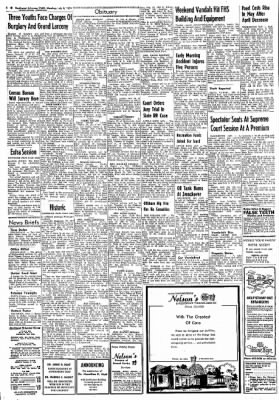 Northwest Arkansas Times from Fayetteville, Arkansas on July 8, 1974 · Page 2