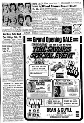 Northwest Arkansas Times from Fayetteville, Arkansas on July 18, 1974 · Page 11