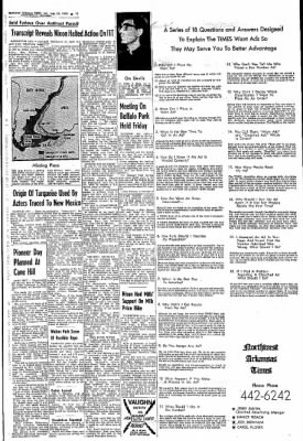 Northwest Arkansas Times from Fayetteville, Arkansas on July 20, 1974 · Page 11