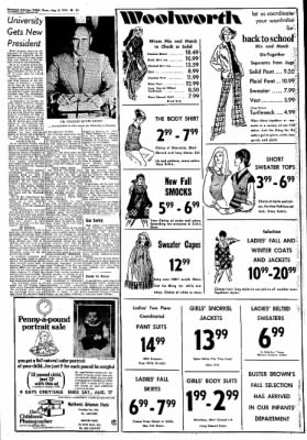 Northwest Arkansas Times from Fayetteville, Arkansas on August 8, 1974 · Page 25