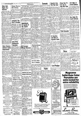 Northwest Arkansas Times from Fayetteville, Arkansas on August 13, 1974 · Page 2