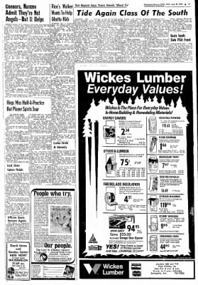 Northwest Arkansas Times from Fayetteville, Arkansas on August 28, 1974 · Page 17