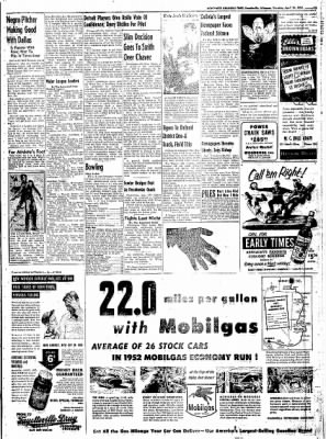 Northwest Arkansas Times from Fayetteville, Arkansas on April 24, 1952 · Page 13
