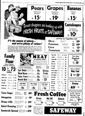 Northwest Arkansas Times from Fayetteville, Arkansas on August 7, 1952 · Page 11