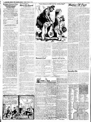 Northwest Arkansas Times from Fayetteville, Arkansas on August 21, 1952 · Page 4