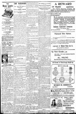 Logansport Pharos-Tribune from Logansport, Indiana on October 15, 1896 · Page 3