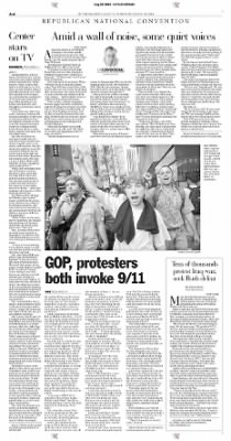 Pittsburgh Post-Gazette from Pittsburgh, Pennsylvania on August 30, 2004 · Page 6