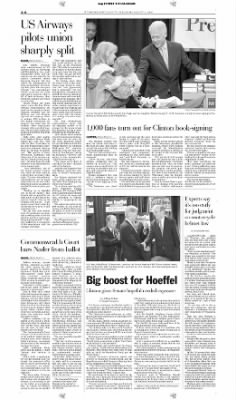 Pittsburgh Post-Gazette from Pittsburgh, Pennsylvania on August 31, 2004 · Page 8