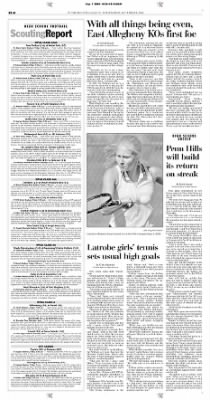 Pittsburgh Post-Gazette from Pittsburgh, Pennsylvania on September 1, 2004 · Page 88