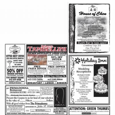 Pittsburgh Post-Gazette from Pittsburgh, Pennsylvania on September 3, 2004 · Page 105