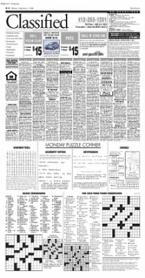 Pittsburgh Post-Gazette from Pittsburgh, Pennsylvania on September 6, 2004 · Page 28