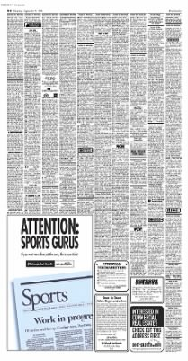 Pittsburgh Post-Gazette from Pittsburgh, Pennsylvania on September 9, 2004 · Page 27