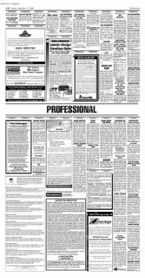 Pittsburgh Post-Gazette from Pittsburgh, Pennsylvania on September 12, 2004 · Page 85