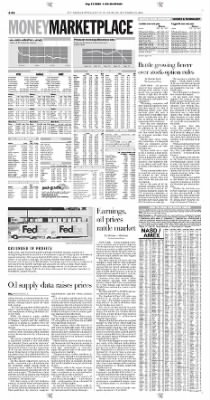 Pittsburgh Post-Gazette from Pittsburgh, Pennsylvania on September 23, 2004 · Page 52