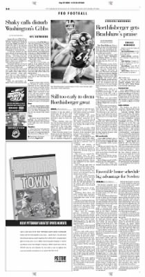 Pittsburgh Post-Gazette from Pittsburgh, Pennsylvania on September 29, 2004 · Page 28