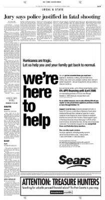 Pittsburgh Post-Gazette from Pittsburgh, Pennsylvania on October 1, 2004 · Page 37