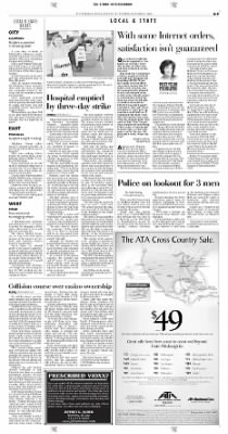 Pittsburgh Post-Gazette from Pittsburgh, Pennsylvania on October 5, 2004 · Page 9