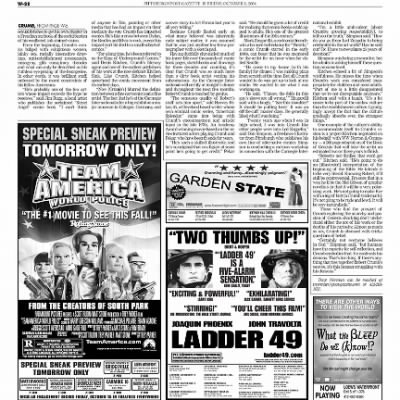 Pittsburgh Post-Gazette from Pittsburgh, Pennsylvania on October 8, 2004 · Page 87