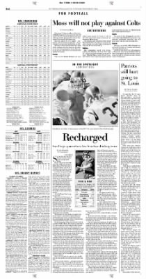 Pittsburgh Post-Gazette from Pittsburgh, Pennsylvania on November 7, 2004 · Page 30