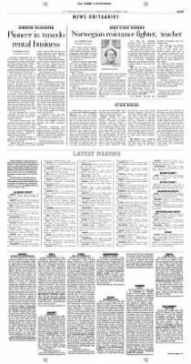 Pittsburgh Post-Gazette from Pittsburgh, Pennsylvania on November 8, 2004 · Page 13