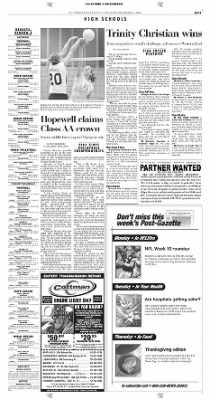 Pittsburgh Post-Gazette from Pittsburgh, Pennsylvania on November 14, 2004 · Page 35