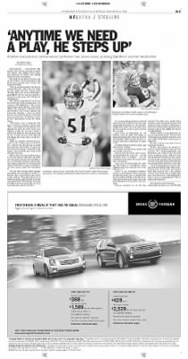 Pittsburgh Post-Gazette from Pittsburgh, Pennsylvania on November 22, 2004 · Page 35