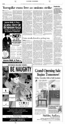 Pittsburgh Post-Gazette from Pittsburgh, Pennsylvania on November 25, 2004 · Page 16
