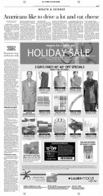 Pittsburgh Post-Gazette from Pittsburgh, Pennsylvania on December 9, 2004 · Page 3